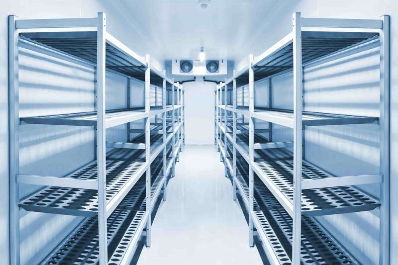 More than walk-ins, KPSG offers shelving refrigeration, lighting and more