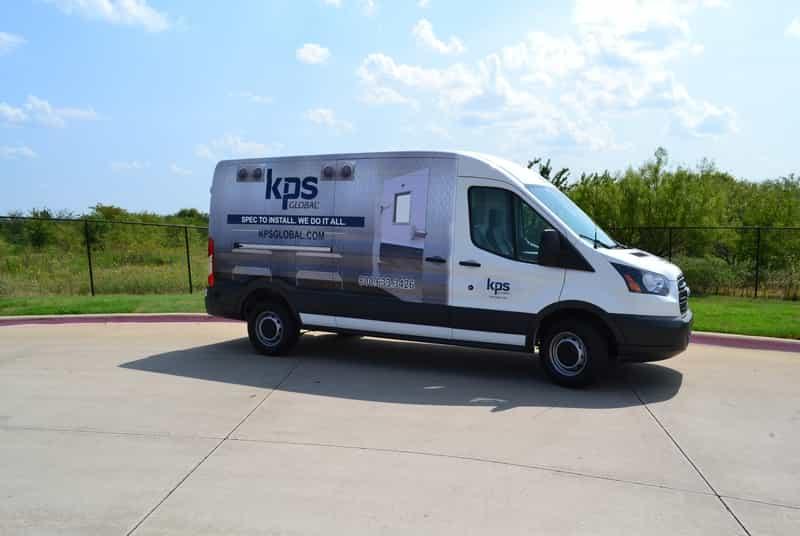 KPS Global Field OperationsVan