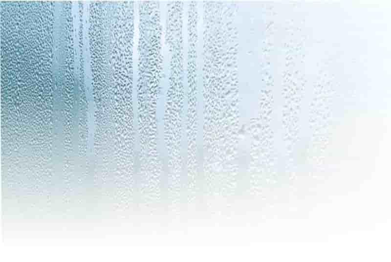 Condensation walk in cooler