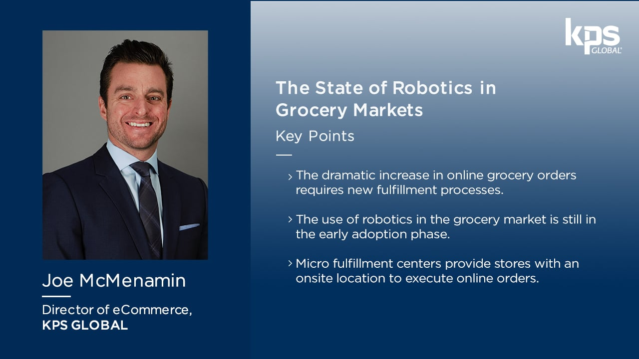 robotics in grocery podcast preview image