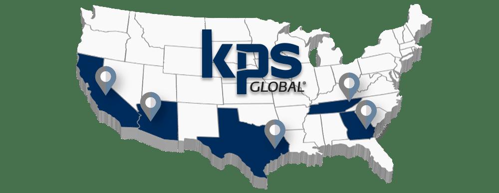KPS Global US locations