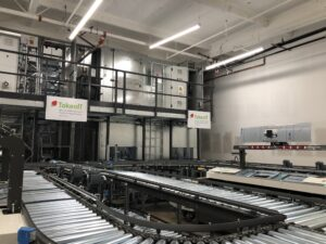 KPS Global with Takeoff Technologies and Knapp for Automation