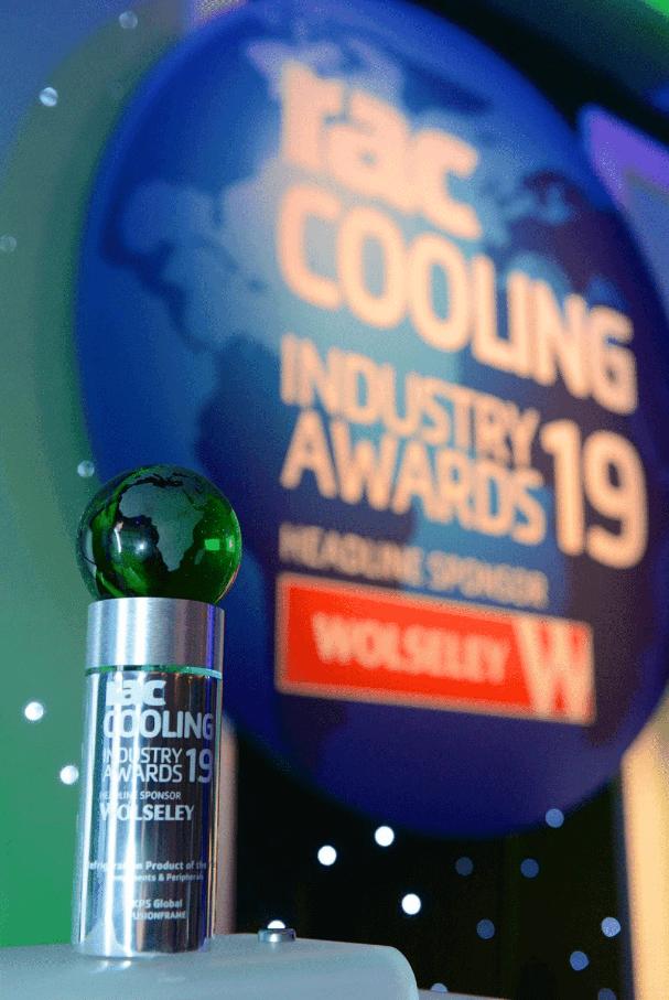 RAC Cooling Award
