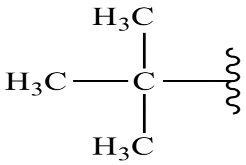 butyl chemistry composition