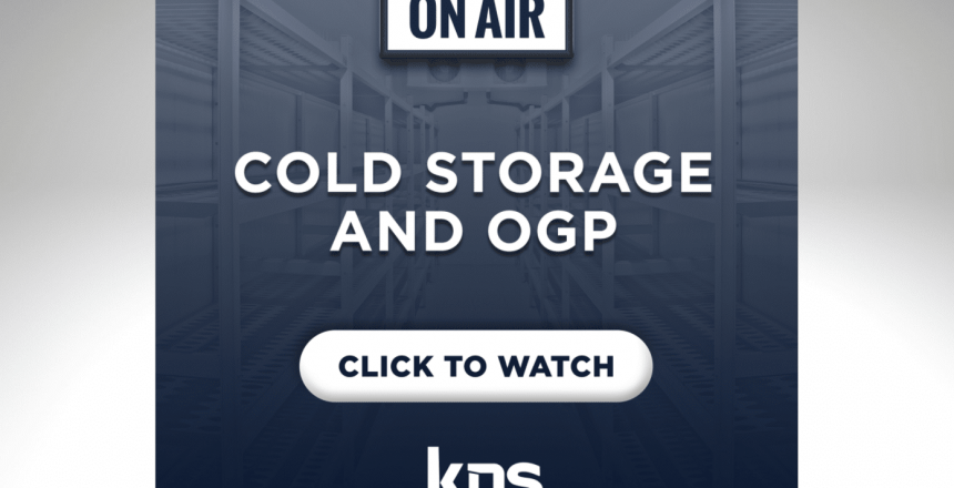 Cold Storage and OGP
