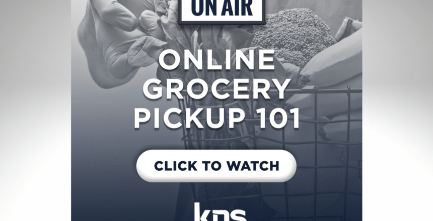 Online Grocery Pickup 101
