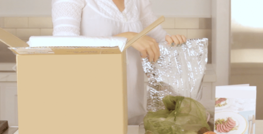 Walk-in coolers and freezers role in meal kit delivery