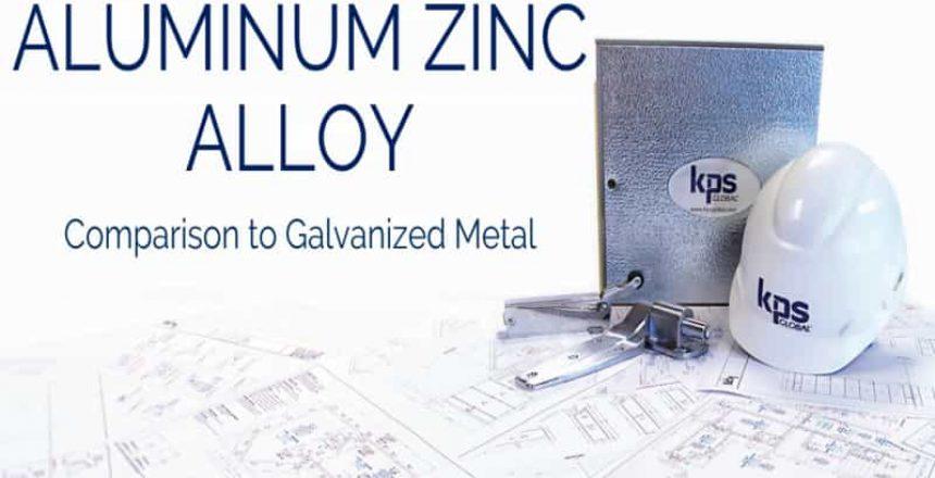 Aluminum Zinc Alloy Comparison to Galvanized Metal