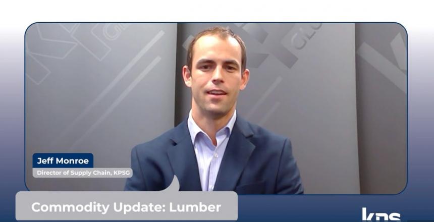 Monroe Commodity Update - Lumber