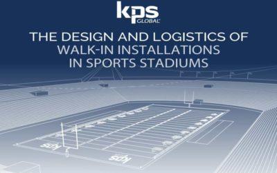 Behind the Scenes: Sports Stadium Walk-Ins