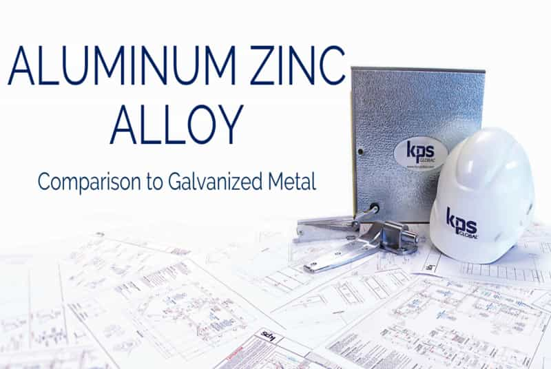 Comparing Aluminum-Zinc Alloy to Galvanized Metal