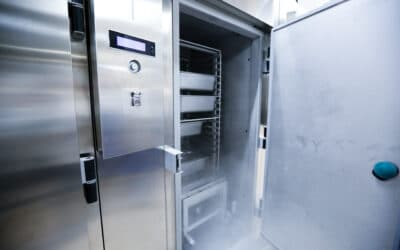 Growth in Refrigerated Cold Storage Accelerating